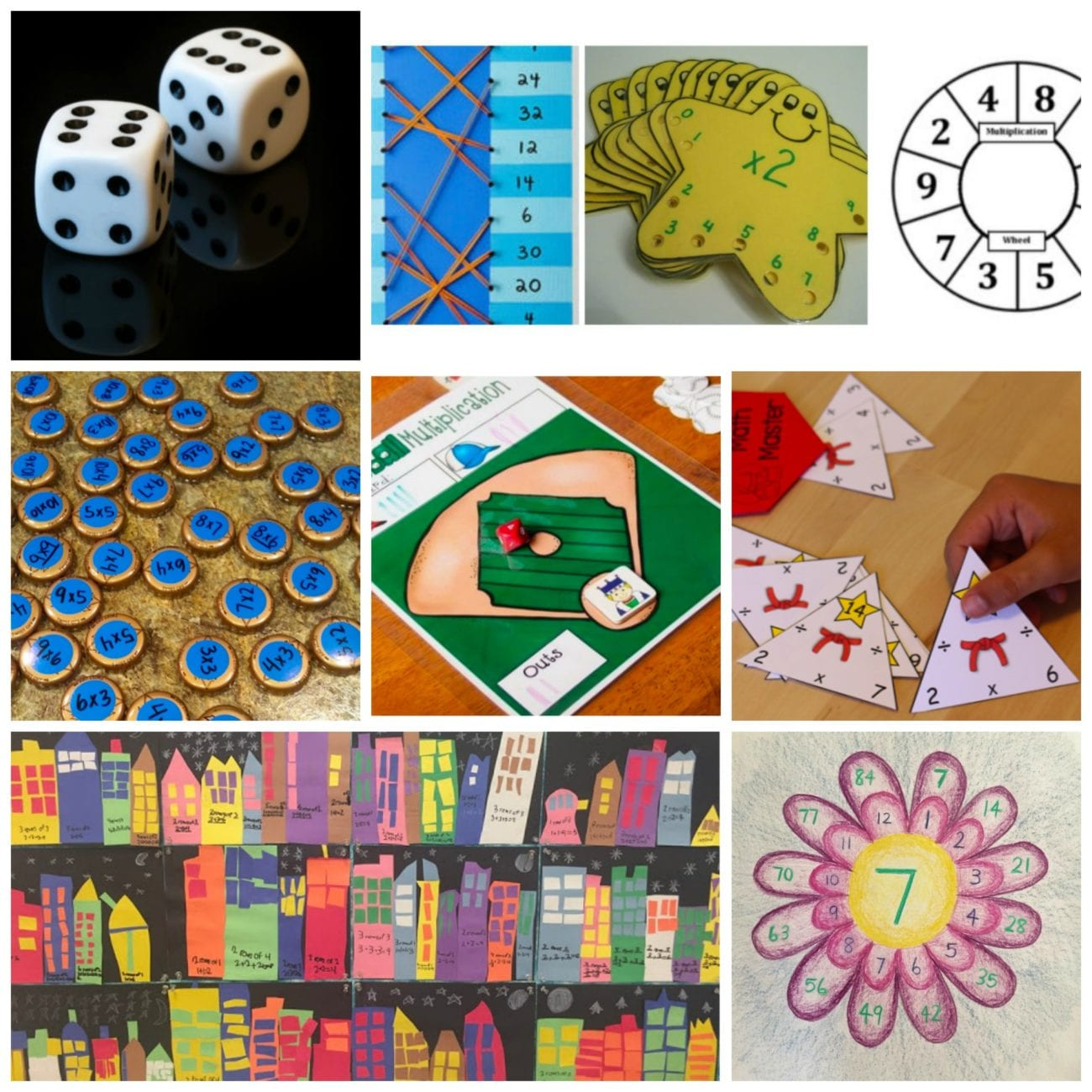 20 Fun Hands on Activities for Teaching Division   20iq