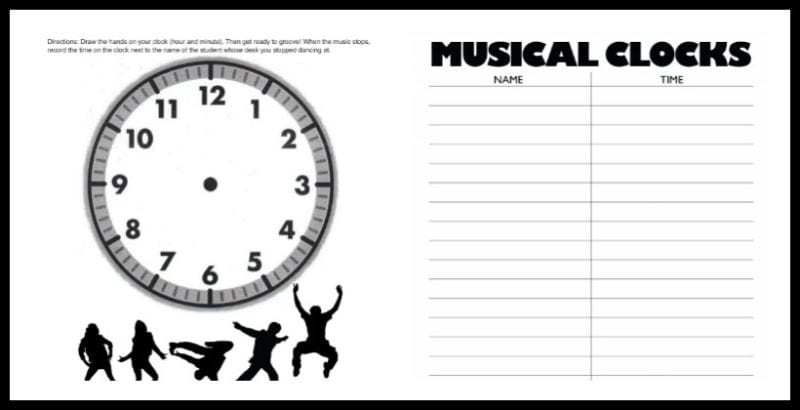 5 hands on ways to teach telling time weareteachers at the end of the activity they turn in their clock and recording sheet so the teacher can assess their time telling skills ibookread PDF