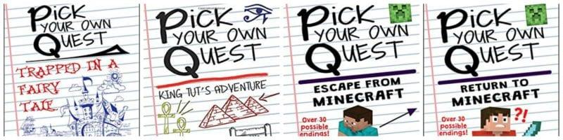 Best Books Like Choose Your Own Adventure - WeAreTeachers