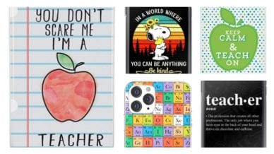 teacher phone cases