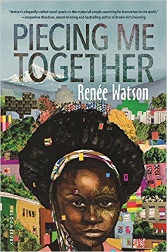 Piecing Me Together book cover.