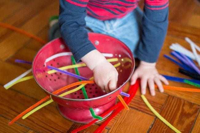 Pipe Cleaner Crafts Hands on as We Grow