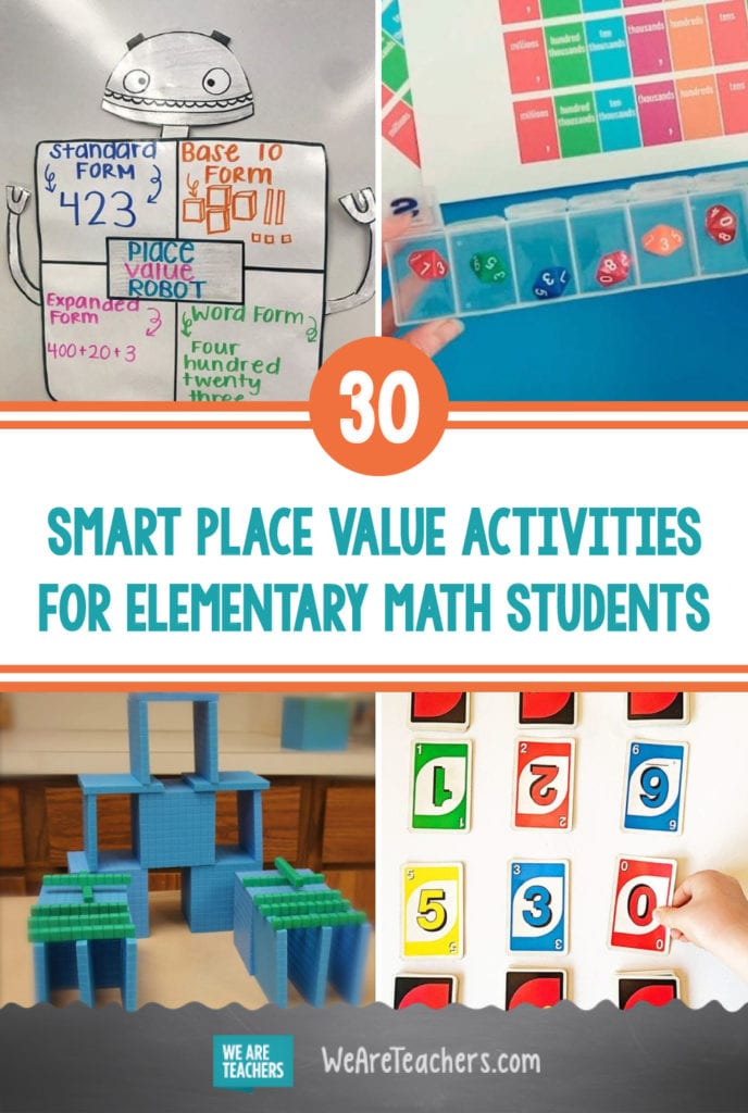 30 Smart Place Value Activities For Elementary Math Students