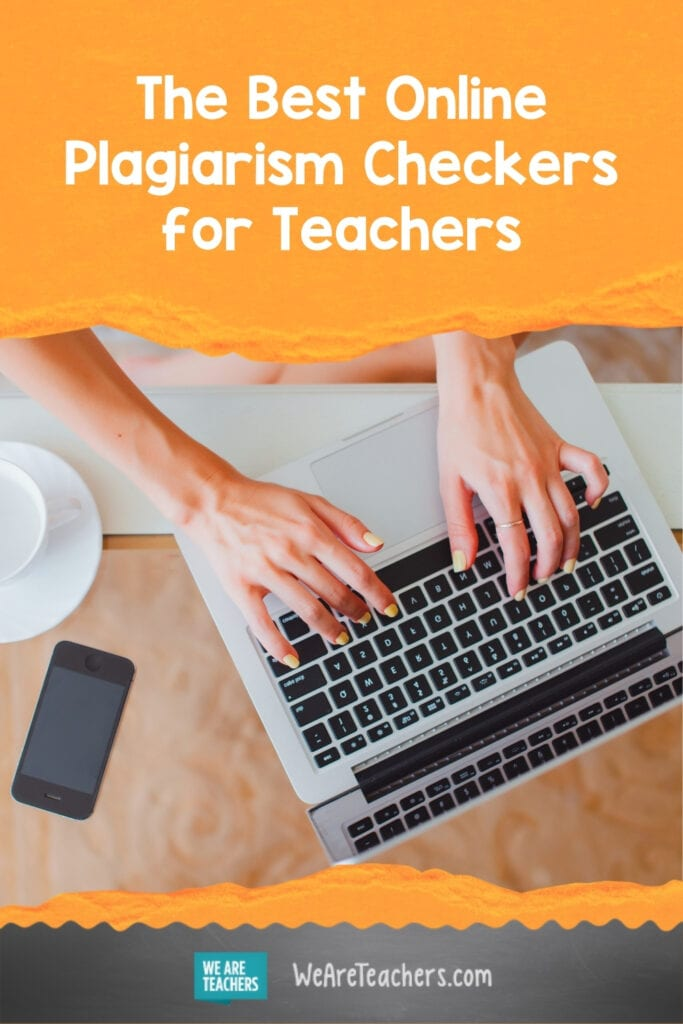 The Best Online Plagiarism Checkers for Teachers