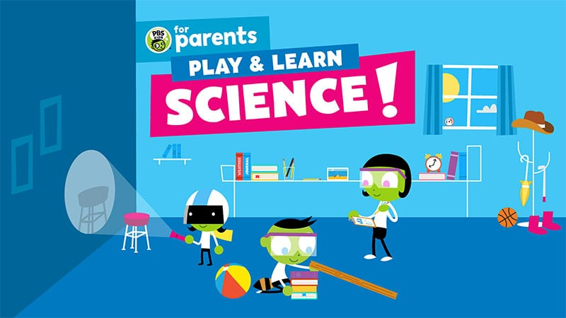 PBS Kids Apps Play and Learn Science