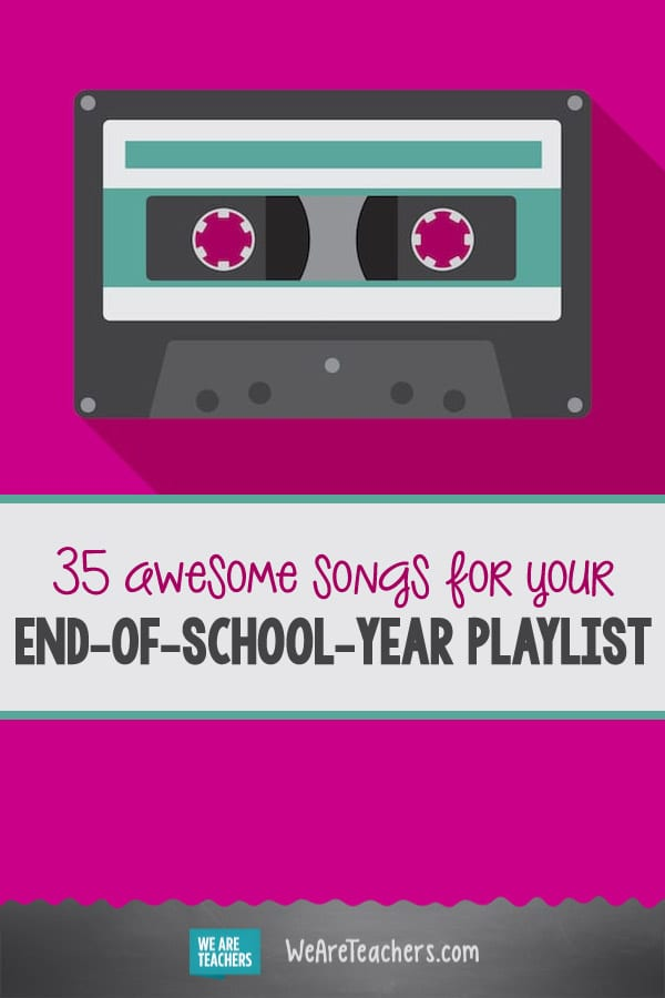35 Awesome Songs for Your End-of-Year Playlist