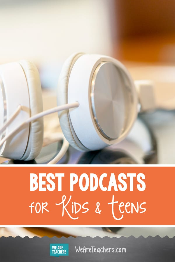 26 Best Podcasts for Kids in Elementary, Middle, and High School