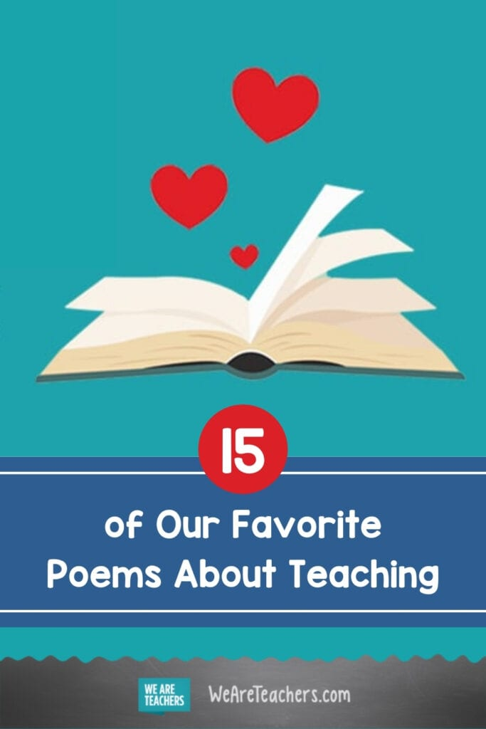 15 of Our Favorite Poems About Teaching