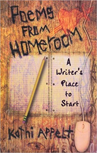 Book cover for Poems From Homeroom: A Writer's Place to Start