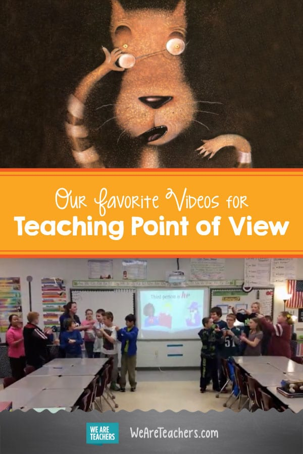 Our Favorite Videos for Teaching Point of View