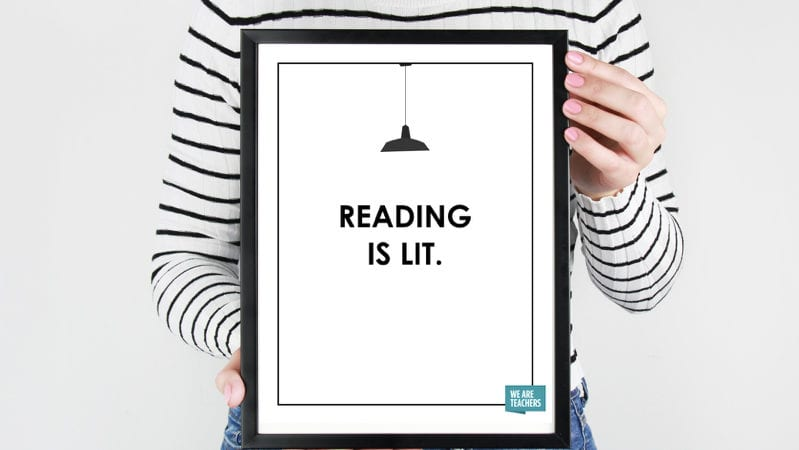 5 free reading posters that will spruce up your classroom for Free travel posters for teachers