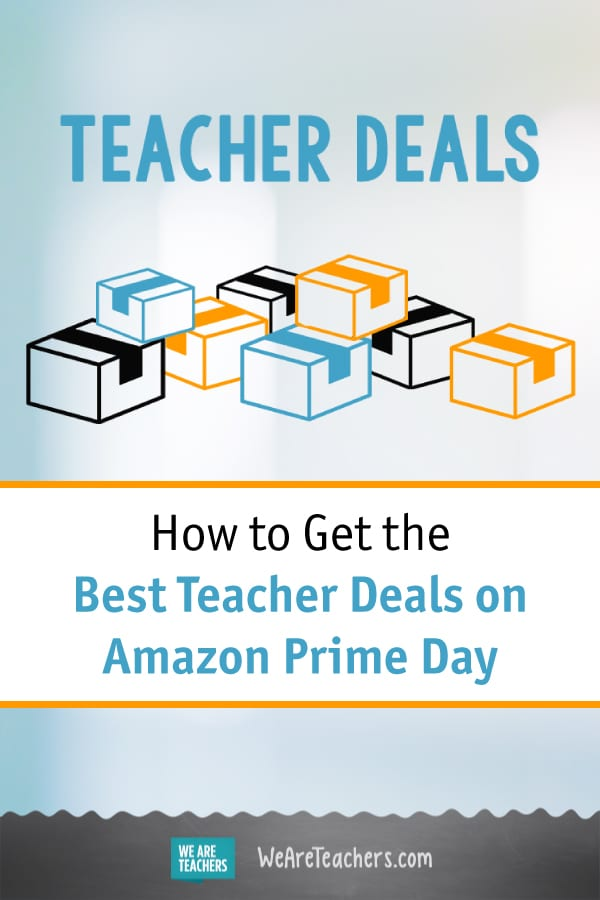 How to Get the Best Teacher Deals on Amazon Prime Day