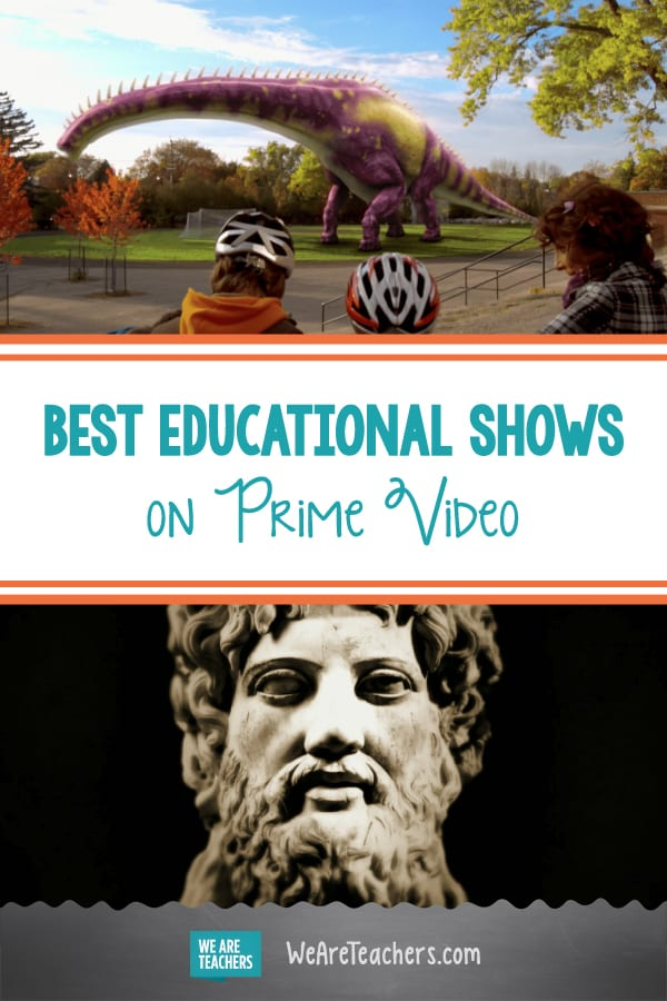30 of Our Favorite Educational Shows on Amazon Prime