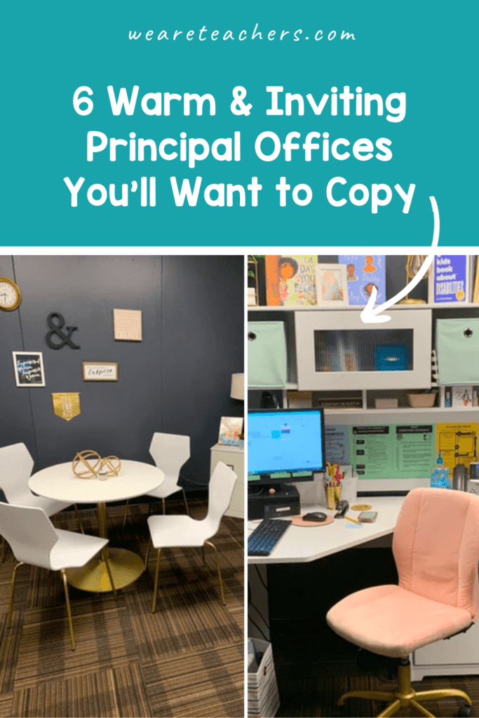 6 Warm & Inviting Principal Offices You'll Want to Copy
