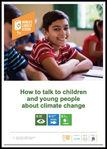 Free Resources for Engaging Kids in Climate Learning