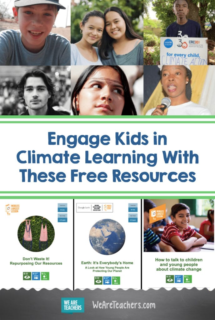 Check Out These Amazing Free Resources for Engaging Kids in Climate Learning