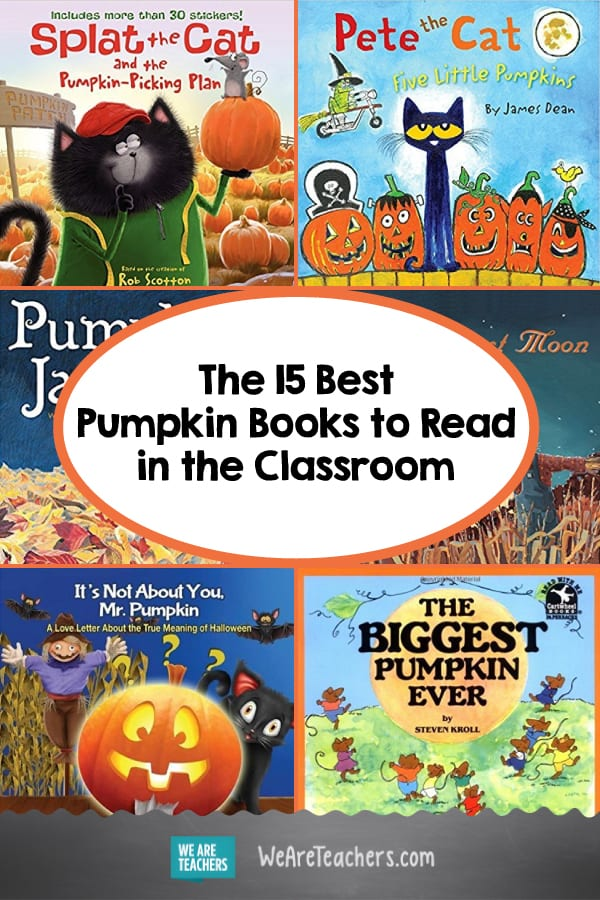 The 15 Best Pumpkin Books to Read in the Classroom
