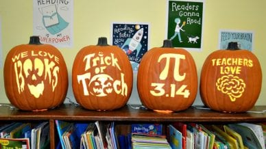 Free Teacher Pumpkin Carving Templates to Carve for Your Classroom