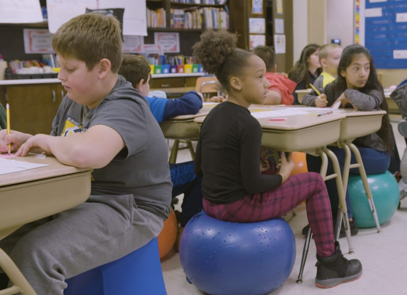 Flexible-Seating-Makeover-Students