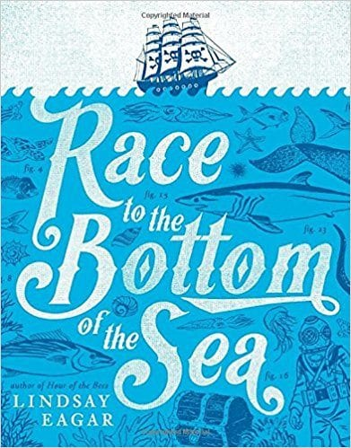 Race to the Bottom of the Sea by Lindsay Fagar