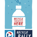 Recycle Rally poster