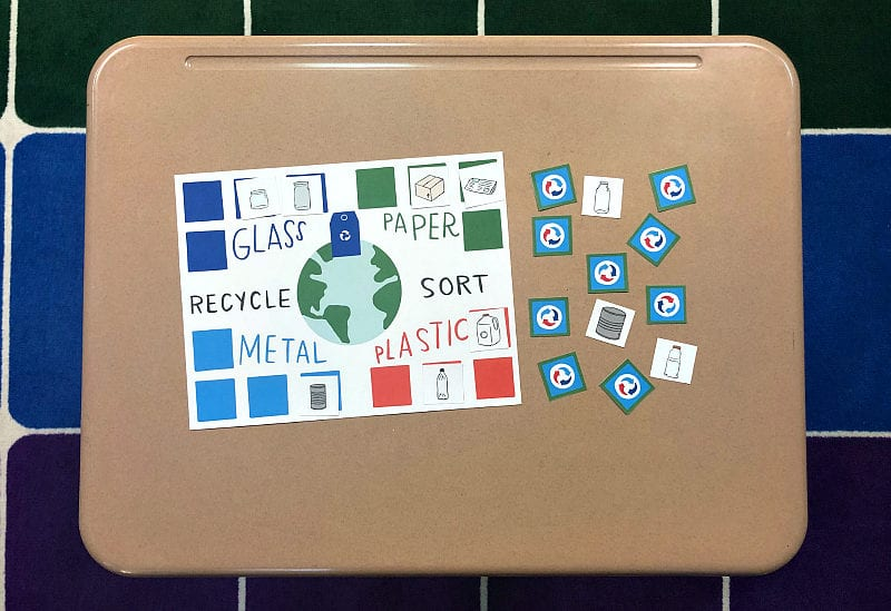 Recycle-Sort-Classroom-Game