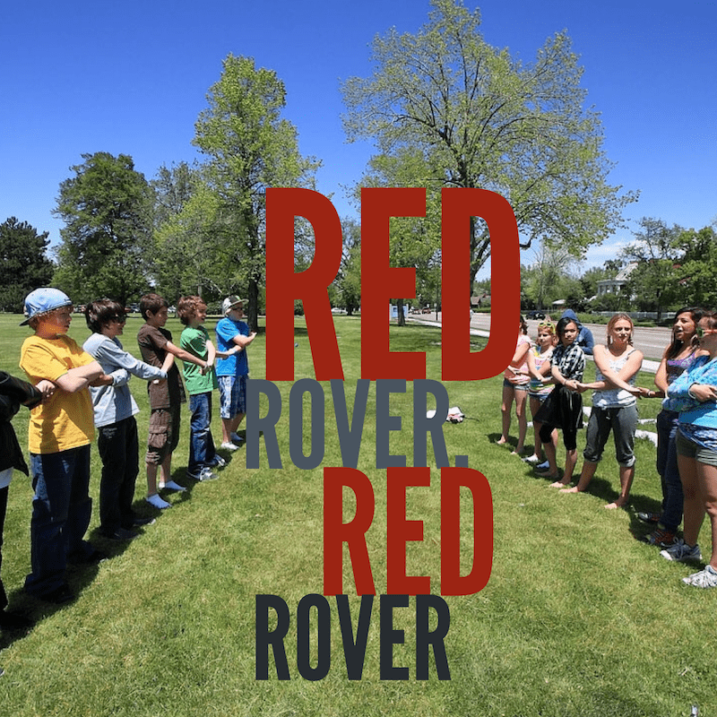 Red Rover - 17 Recess Games