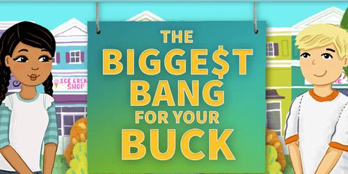 The Biggest Bang Game