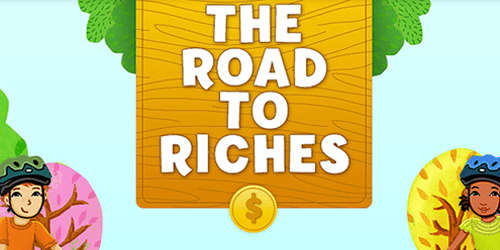 Road To Riches Game