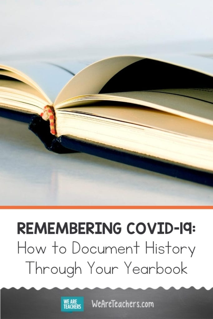 Remembering COVID-19: How to Document History Through Your Yearbook