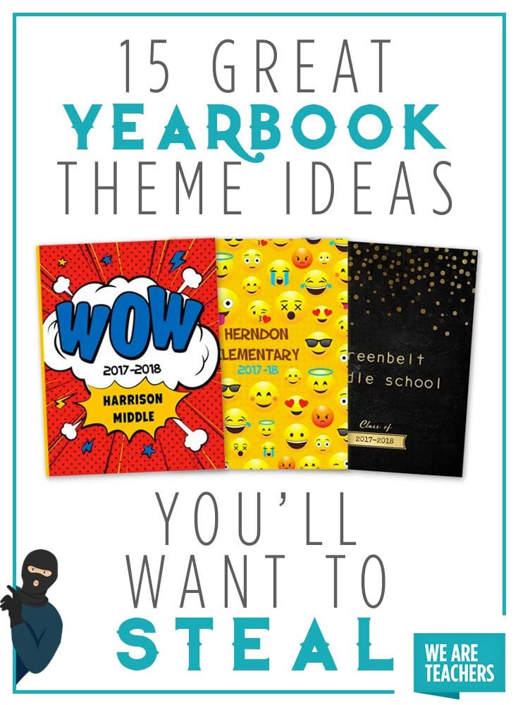 Yearbook Ideas 2020 For School Great Yearbook Theme Ideas You'll Want to Steal