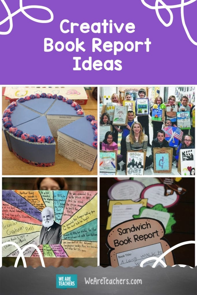 30 Creative Ways Kids Can Respond to Books