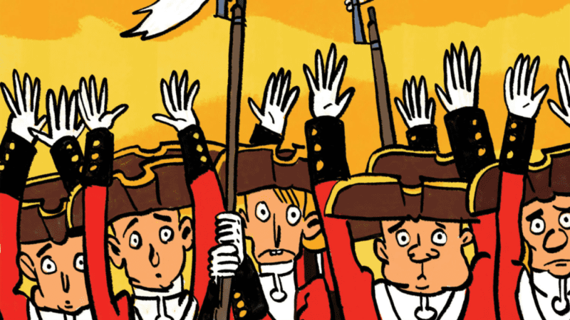 Teach Kids About The Revolutionary War