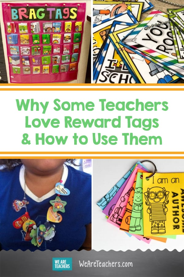 Why Some Teachers Love Reward Tags & How to Use Them