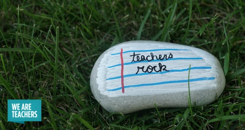 Spread a Little Back to School Joy With These Painted Rock Ideas
