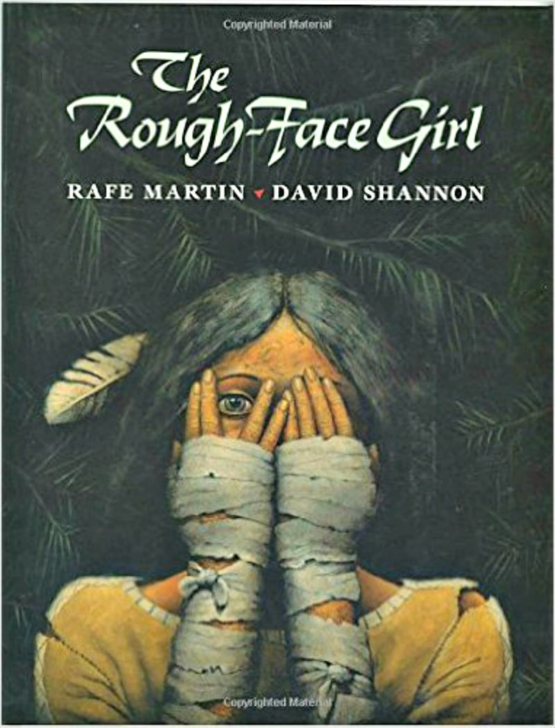 Book Cover of The Rough-Face Girl