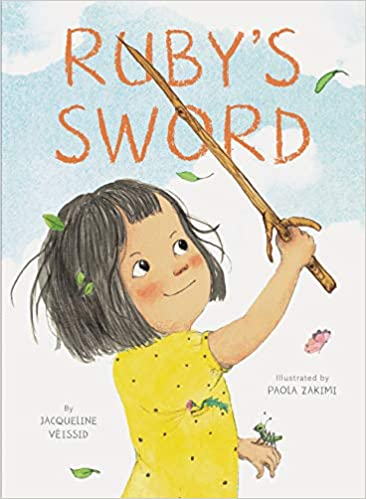 Ruby's Sword Book