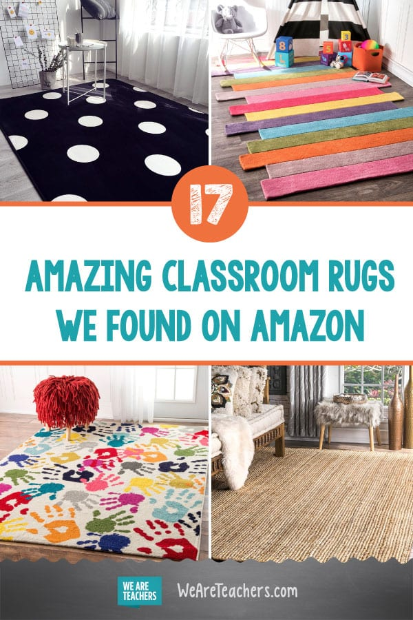 17 Classroom Rugs We Found on Amazon and Really, Really Want