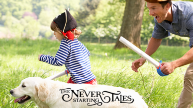 These Free Fairytale Storybooks Get Kids Thinking About Being Outdoors