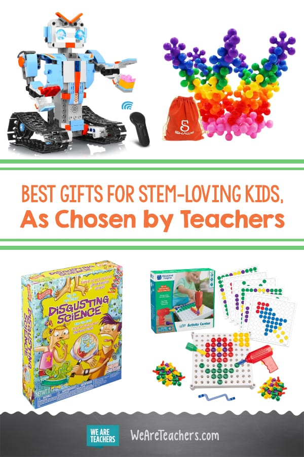 Best Gifts for STEM-Loving Kids, As Chosen by Teachers