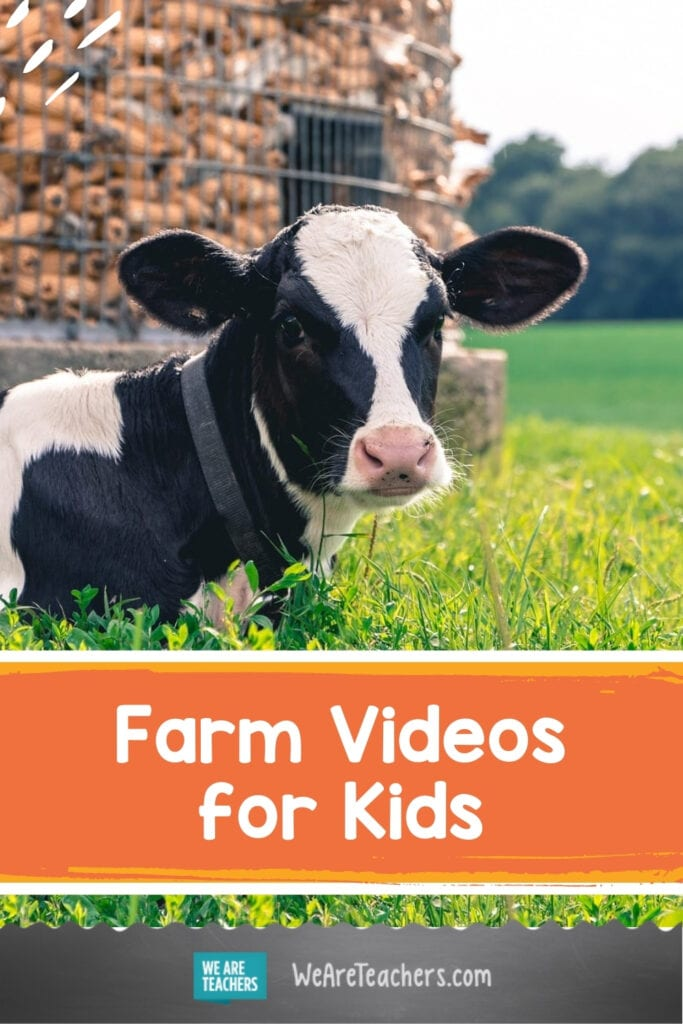 Hey K-5 Teachers, Take Students to the Farm With These Free Videos and Resources