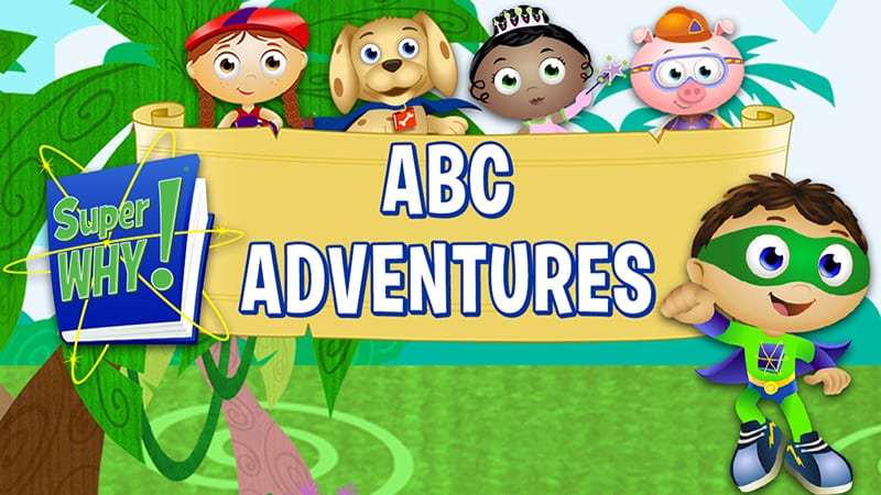 PBS Kids Apps Super Why ABC Adventures