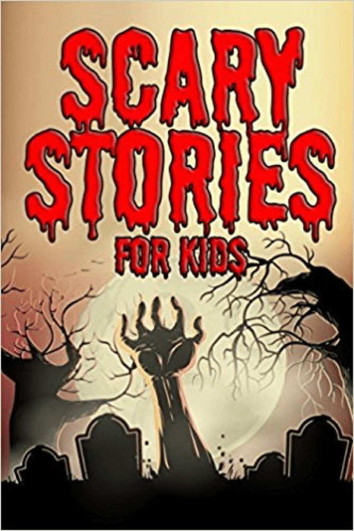 Halloween Books for Kids Who Like to Be Scared