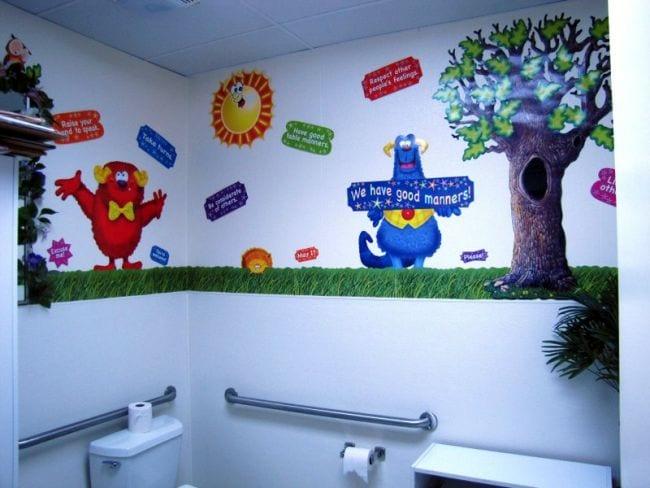 School Bathrooms Stratford School Pinterest