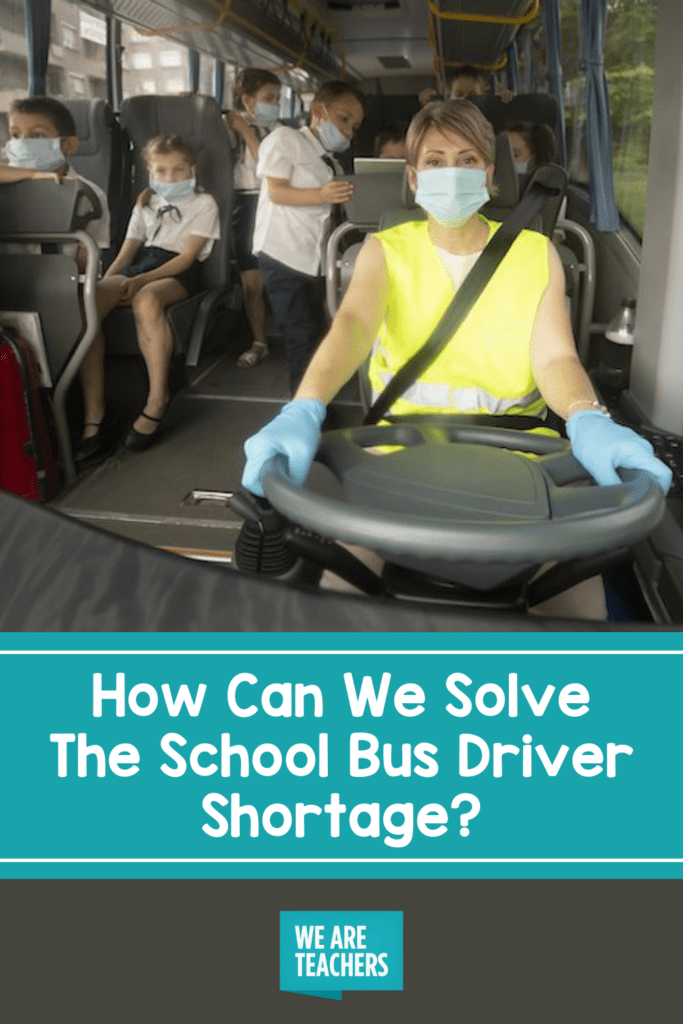 How Can We Solve The School Bus Driver Shortage?
