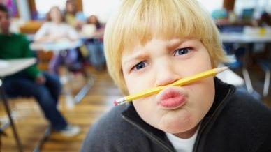 School Discipline Failures