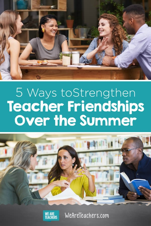 5 Ways to Make School Friends into REAL Friends Over Summer