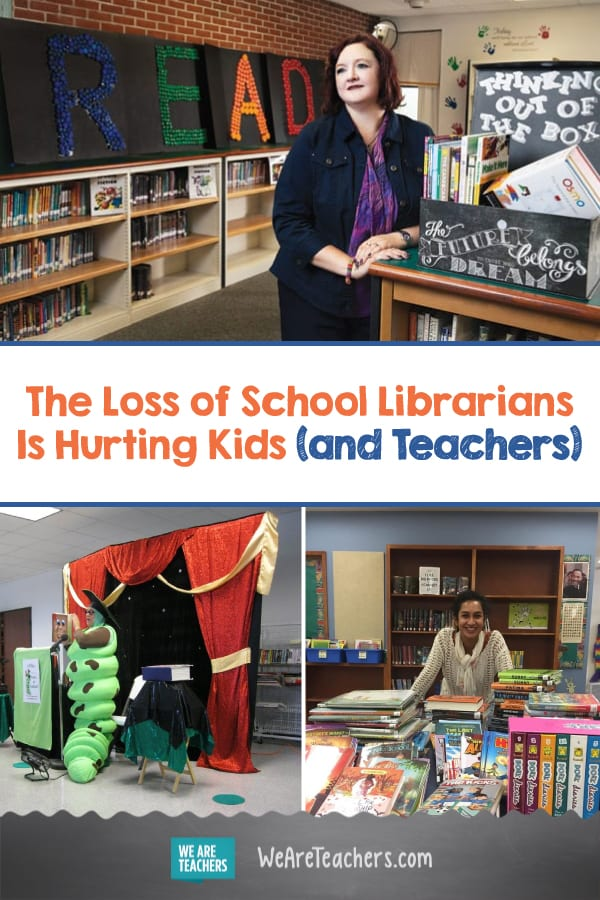 The Loss of School Librarians Is Hurting Kids (and Teachers)