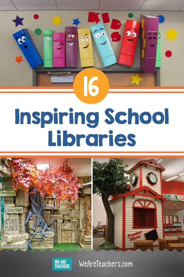 16 Inspiring School Libraries That Invite Every Student to Become a Reader