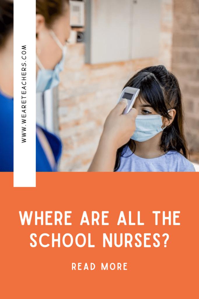 Where Are All the School Nurses?
